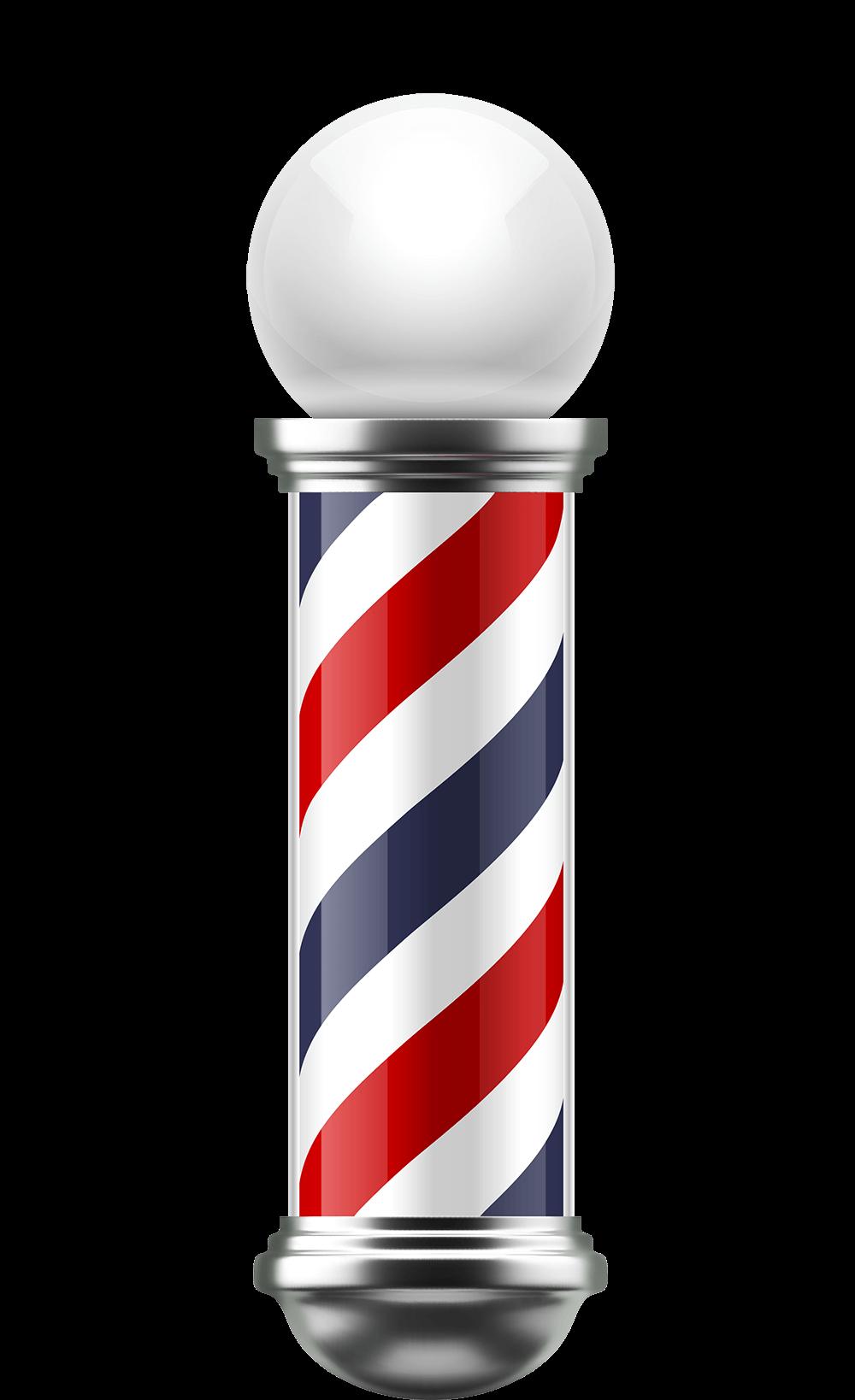 Barber tyč